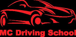MC Automatic Driving School - logo