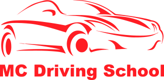 MC Automatic Driving School - logo